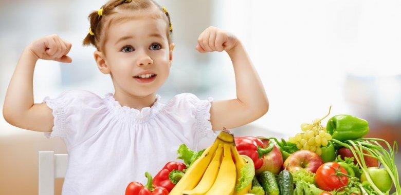 Uşaqlarınızı düzgün qidalanmasına diqqət edin